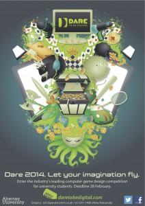 Dare 2014 e-poster